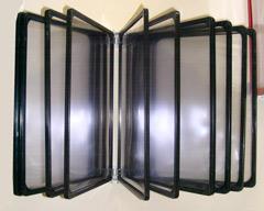 Перекидные системы для стендов, настенные, настольные и напольные перекидные системы, демонстрационные системы